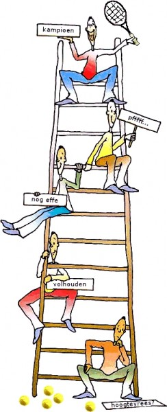 laddercompetitie 1