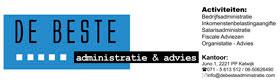 De Beste administratie & advies